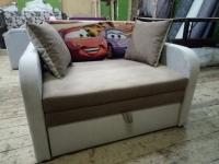 Детский диван, диван кровать, кровать Юниор Принт 110 Им