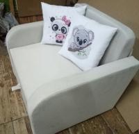 Юниор Арт 70 детский диван, детское кресло Им