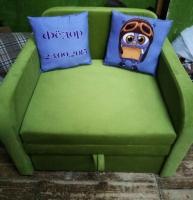 Детский диван, кровать, кресло Юниор Арт 80 boy Им