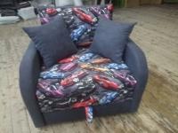 Дитячий ортопедичний диван, кровать, крісло Топик укорочений 80 на 170  Им
