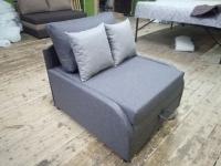 Дитячий посилений диван, крісло, кровать Топик 80 з низькими боковинами Им