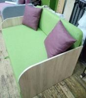 Детский диван, кресло Юниор 130 ДСП Им