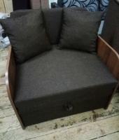 Диван кресло Юниор 70 ДСП, кресло для гостиной, балкона, кухни Им