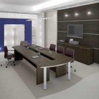 Неро стол для совещаний