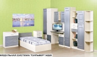 Детская комната Сильвер (Silver) ИМ