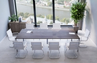 Тест стол для конференций и совещаний