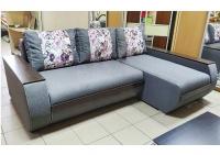 Угловой диван Токио, двуспальная кровать KMZ