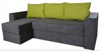 Угловой диван Гранд с нишами в боковинах Ют