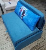 Диван - кровать Юниор 110 с тонкими боковинами Им