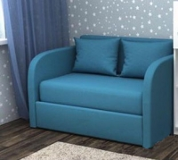 Детский диван, кровать Юниор однотонный 110 Им