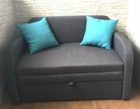 Детский диван, кровать Юниор (Эрнесто, Джек, Феликс) 110 Им