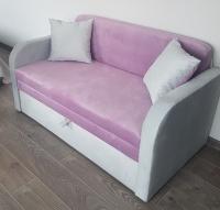 Детский диван, кровать  Юниор 130 Им