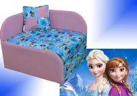 Детский диван, кровать Мультик odnoton Ав