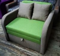 Детский диван, кресло, кровать Юниор 80 Len Им