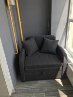 Детский диван, кровать, кресло Юниор 80 для балкона Им