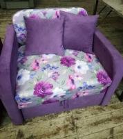 Детский диван, кровать, кресло Юниор  Flowers Им