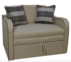 Детский ортопедический диван кресло Норд 80 или 90 см спальное место со склада Ют