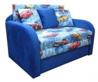 Детский диван, кровать Юниор машинки 110 Им