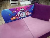 Детский ortoped диван Мультик со взаимозаменяемыми бортиками Им