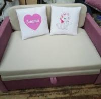 Детский диван, кровать Юниор Арт Киця 110 Им